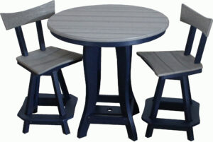 """36"""" Polywood Round Table"""