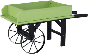 Small Polywood Flowering Cart