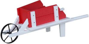 Small Polywood Wheelbarrow
