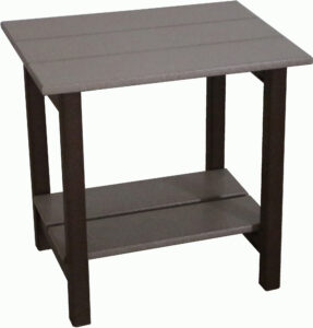 Polywood Square End Table