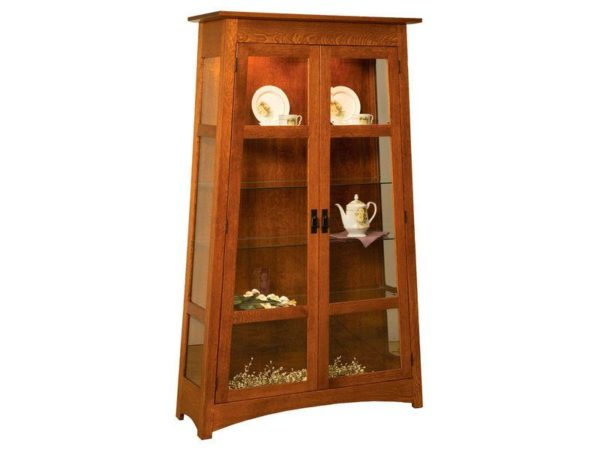 Amish 40 Inch Atwood Curio