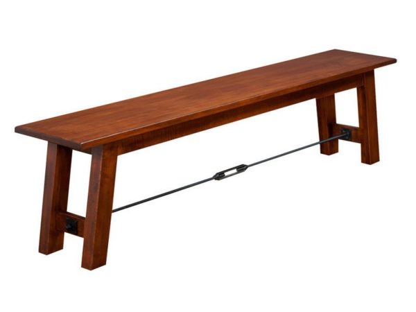 Amish Ouray Dining Bench