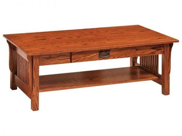 Amish Leah Coffee Table