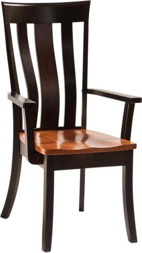 Amish Yorktown Arm Chair