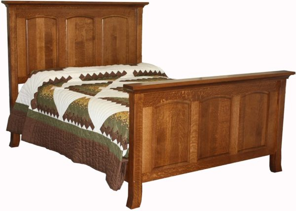 Homestead Amish Bed