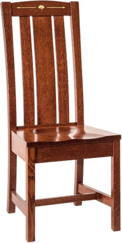 Amish Mesa Dining Side Chair