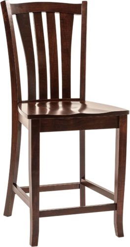 Amish Harris Bar Chair