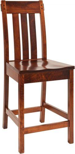Chesapeake Handcrafted Barstool