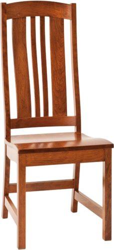 Amish Carolina Side Chair