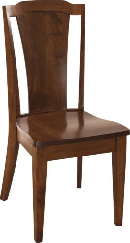 Amish Charleston Side Chair