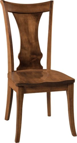 Amish Benjamin Side Chair