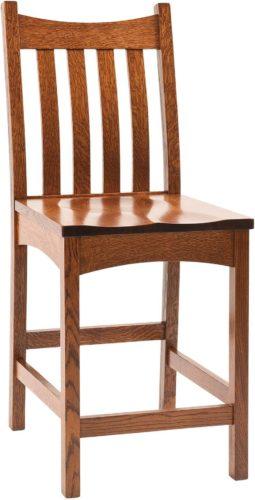Amish Bellingham Bar Chair