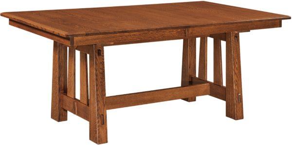 Amish Fremont Trestle Table