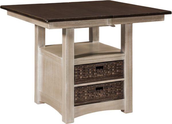 Amish Heidi Cabinet Table
