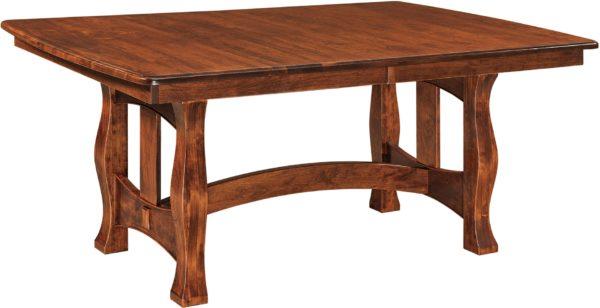 Amish Reno Trestle Table