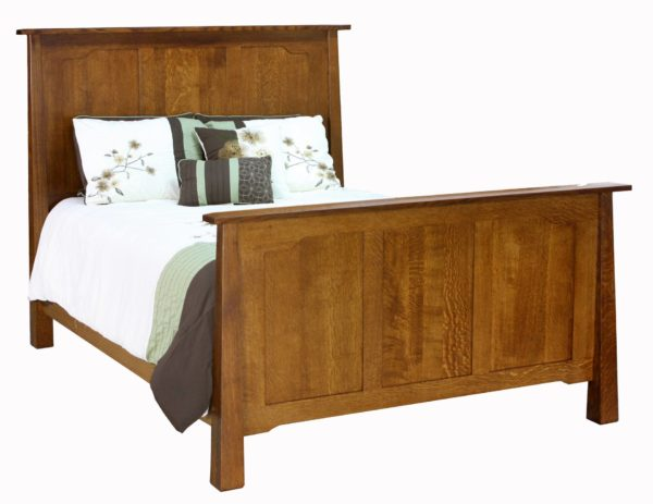 Amish Cambridge Bed