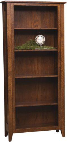 Amish Wright Mills Bookcase