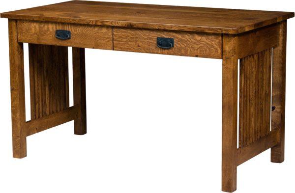 Amish Mission Oak Writing Desk