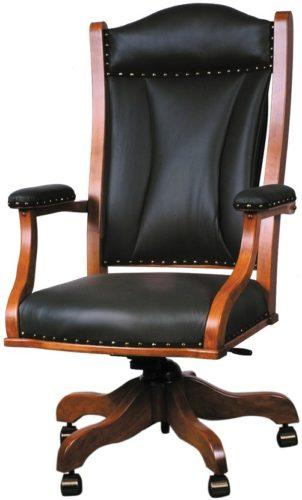 Amish Buckingham Office Chair