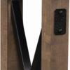Amish Cambridge Powder-Coated Steel Detail