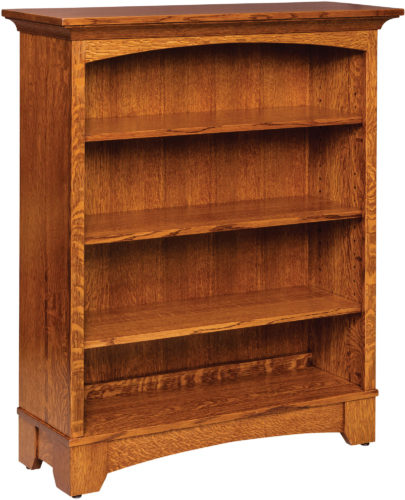 Amish Noble Mission Bookcase