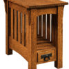 Amish Adams Small End Table