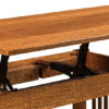 Amish Coffee Table Lift Top