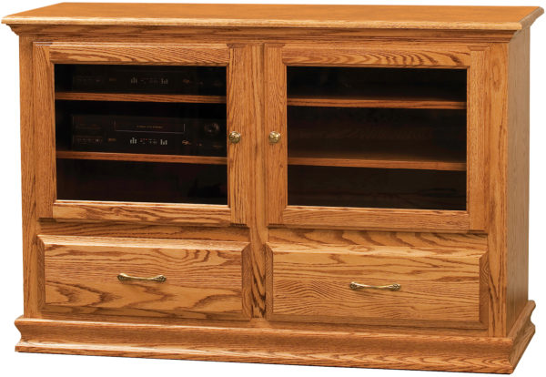 Amish Heritage Small Flush TV Stand