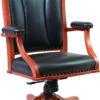 Amish Executive Desk Chair