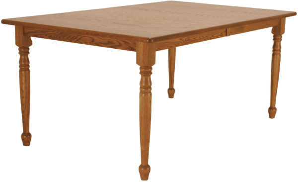 Custom Harvest Leg Dining Table