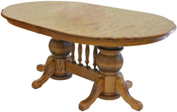 Oval Manchester Table