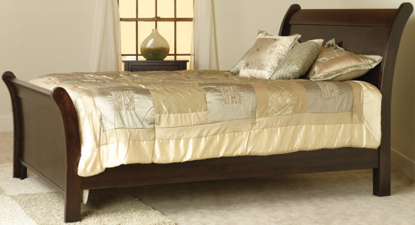 Amish Riverview Bed