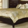Amish Low Footboard Riverview Bed
