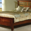 Amish Edenburg Window Bed without Glass Headboard