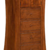 Amish Caledonia Lingerie Chest with Doors