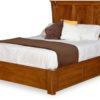 Amish Caledonia Storage Bed