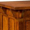 Amish Manitoba Corbel Detail