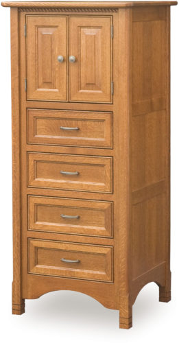 Amish West Lake Lingerie Chest
