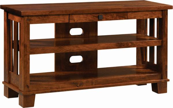 Amish Larado TV Console Table