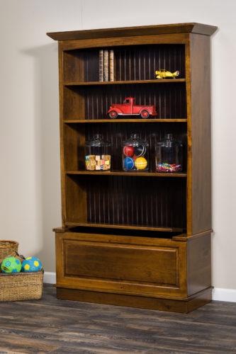Amish Baylee Bookcase