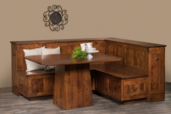 Amish Newport Nook Set
