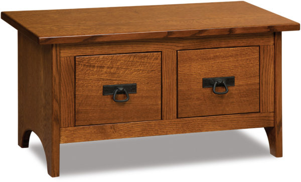 Amish Locker Drawer Bench