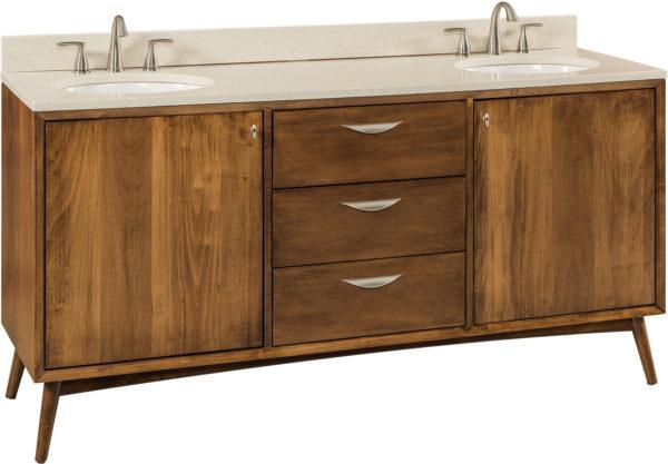 Amish Century 69 Inch Free Standing Sink