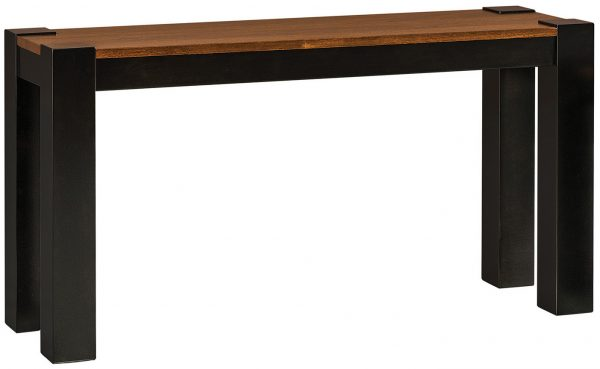 Amish Avion Sofa Table