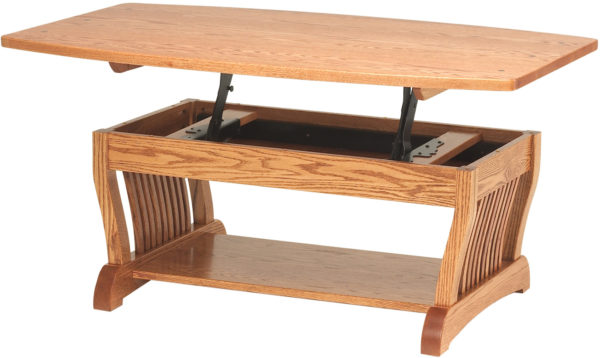Amish Royal Mission Lift-Top Coffee Table