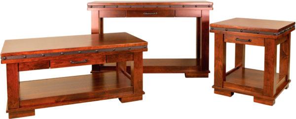 Custom Pasadena Occasional Table Set