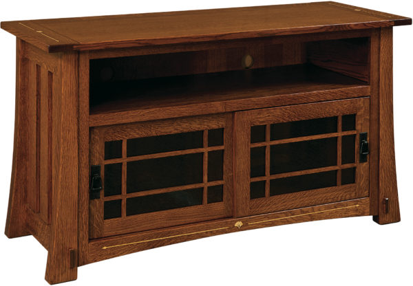 Amish Morgan TV Cabinet