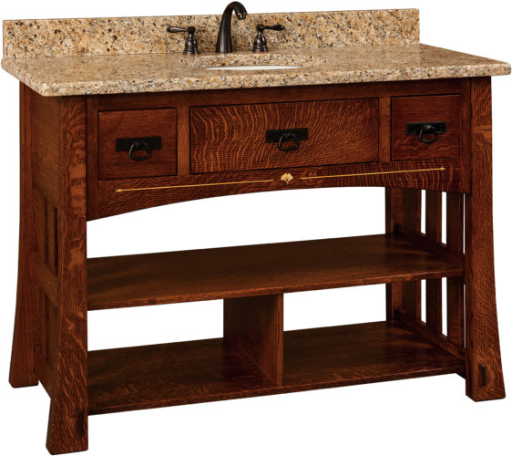 Amish Mesa Single Free Standing Sink