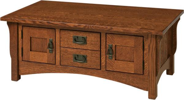 Amish Logan Lift Coffee Table