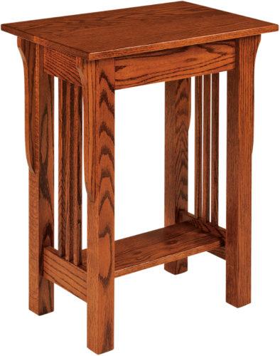 Amish Leah Phone Table